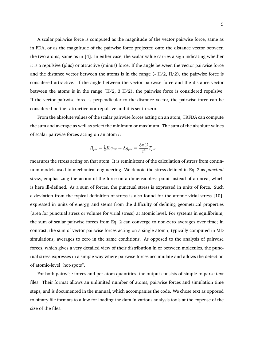Example of Theoretical Physics (Assignment/Report) format