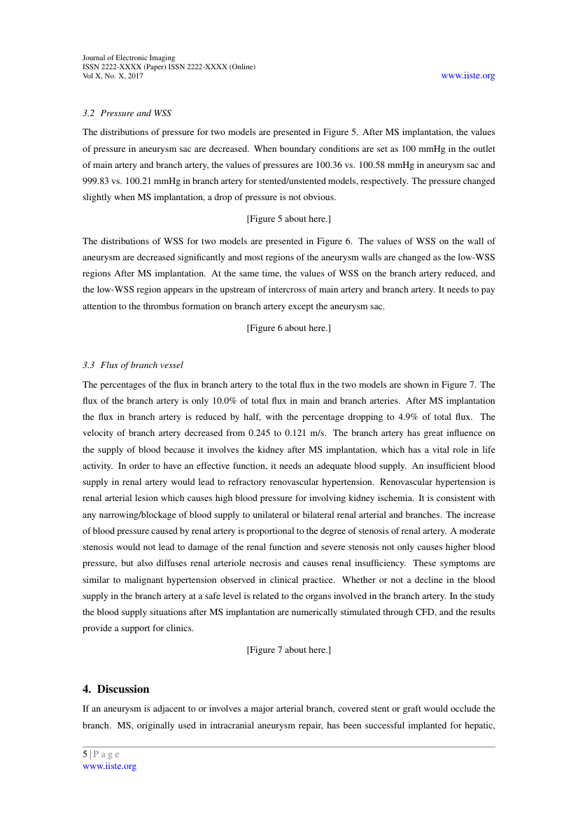 Example of Journal of Arts and Design Studies format