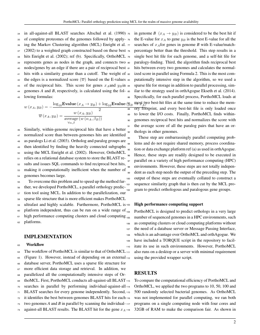 Example of Journal of Water Reuse and Desalination format