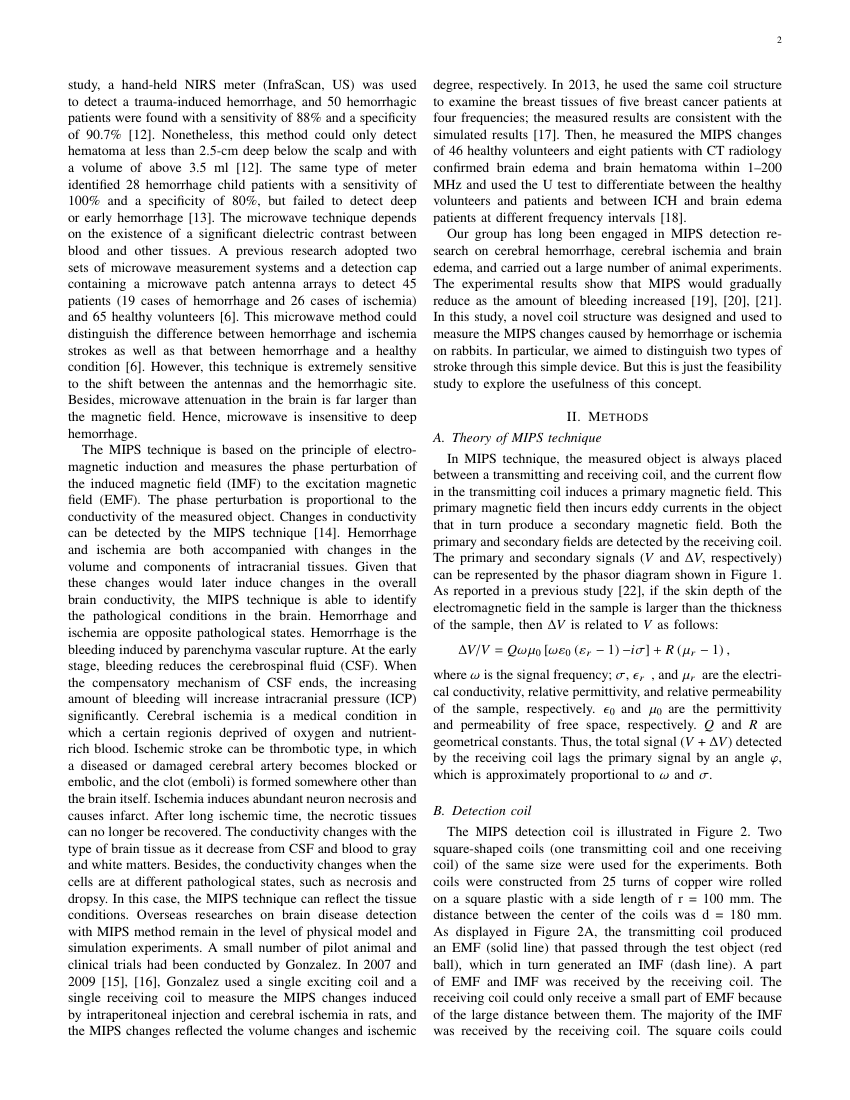 Example of IEEE Systems Journal format