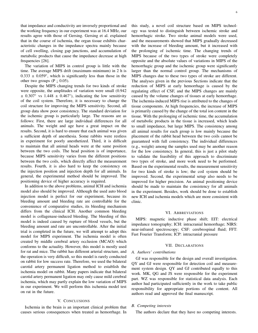 Example of IEEE Journal of Oceanic Engineering format