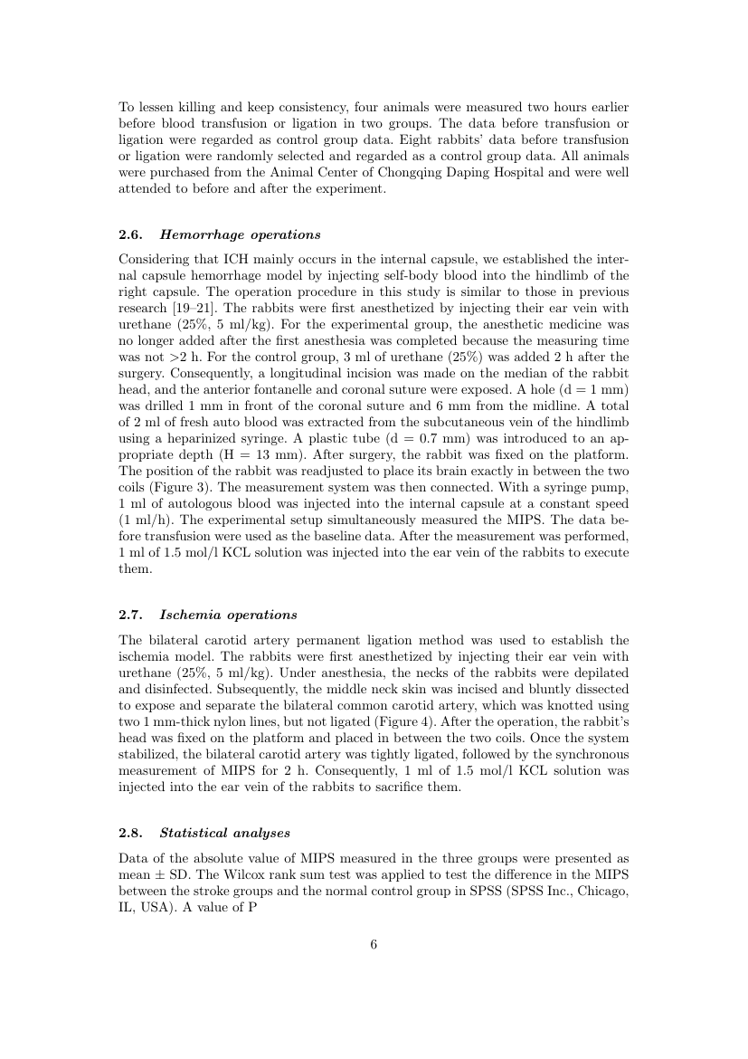 Example of International Journal of Construction Education and Research format