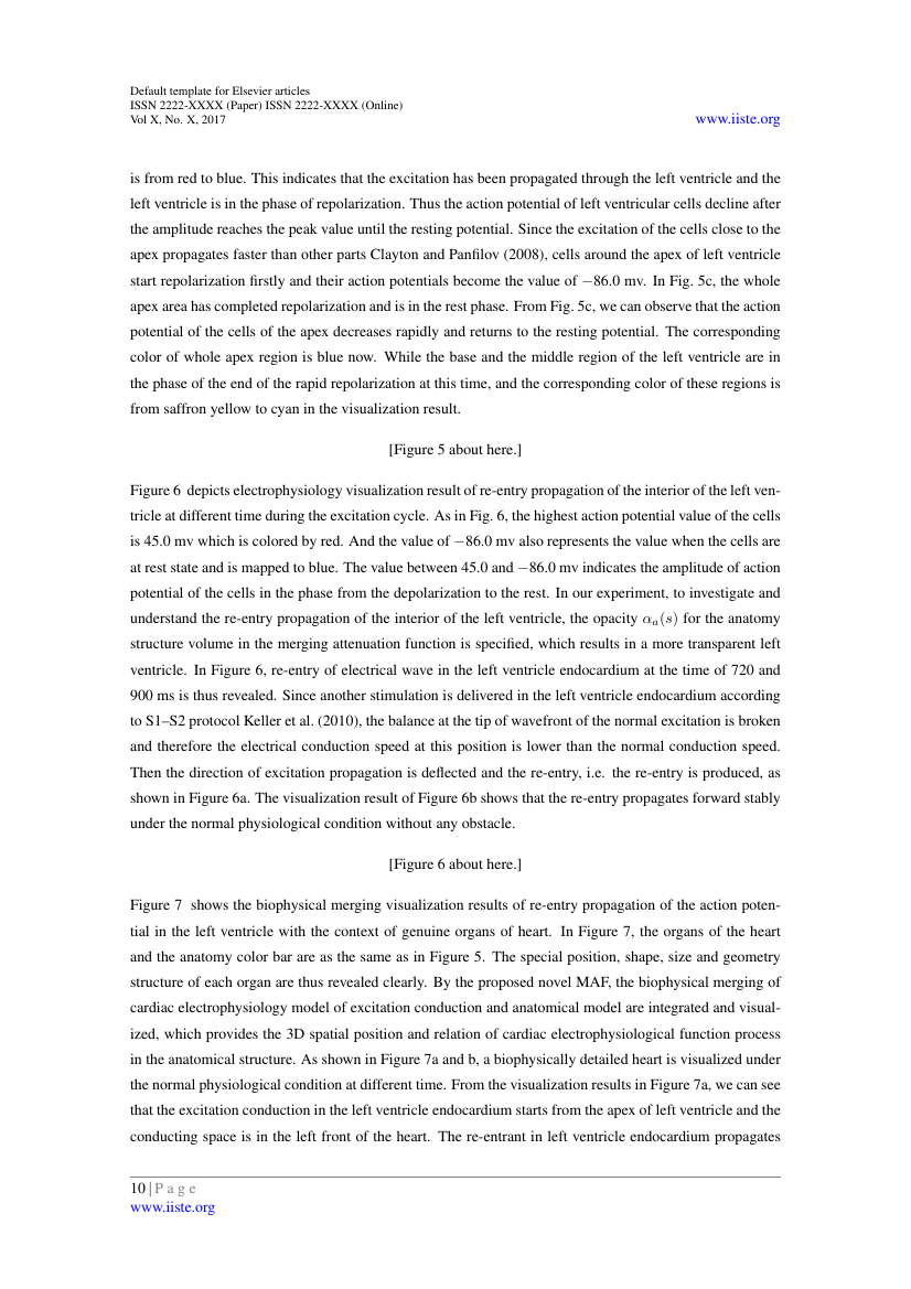 Example of Journal of Poverty, Investment and Development format