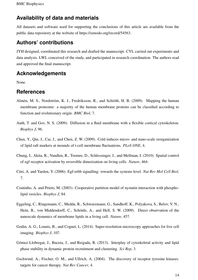 Example of International Journal of Vehicular Telematics and Infotainment Systems (IJVTIS) format