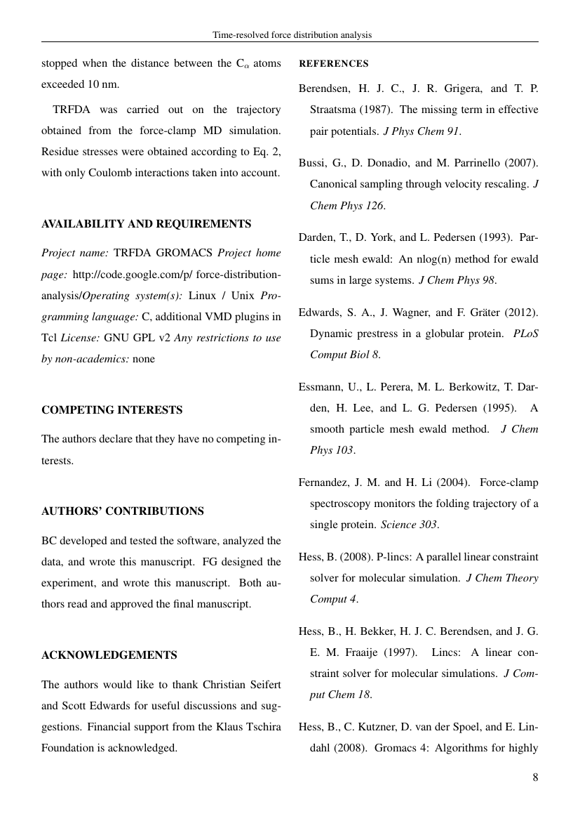 Example of International Journal of Operations and Logistics Management format