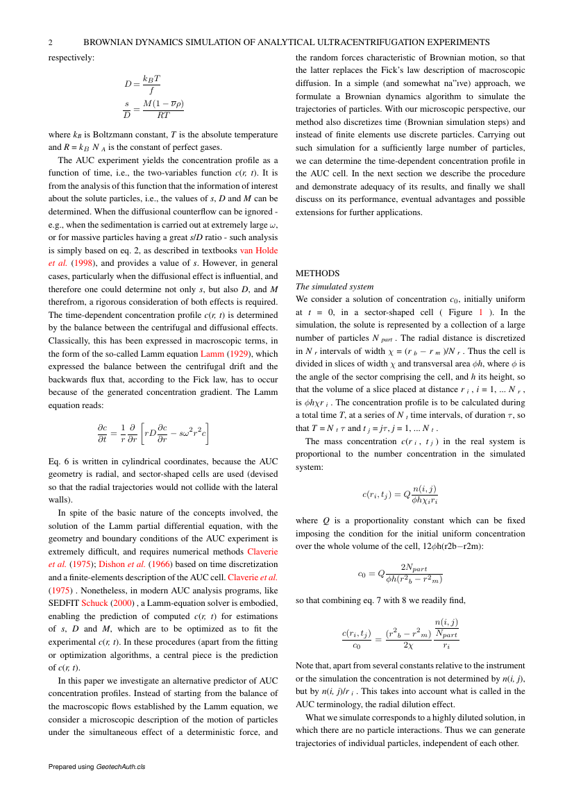 Example of Journal of Environmental Engineering and Science format