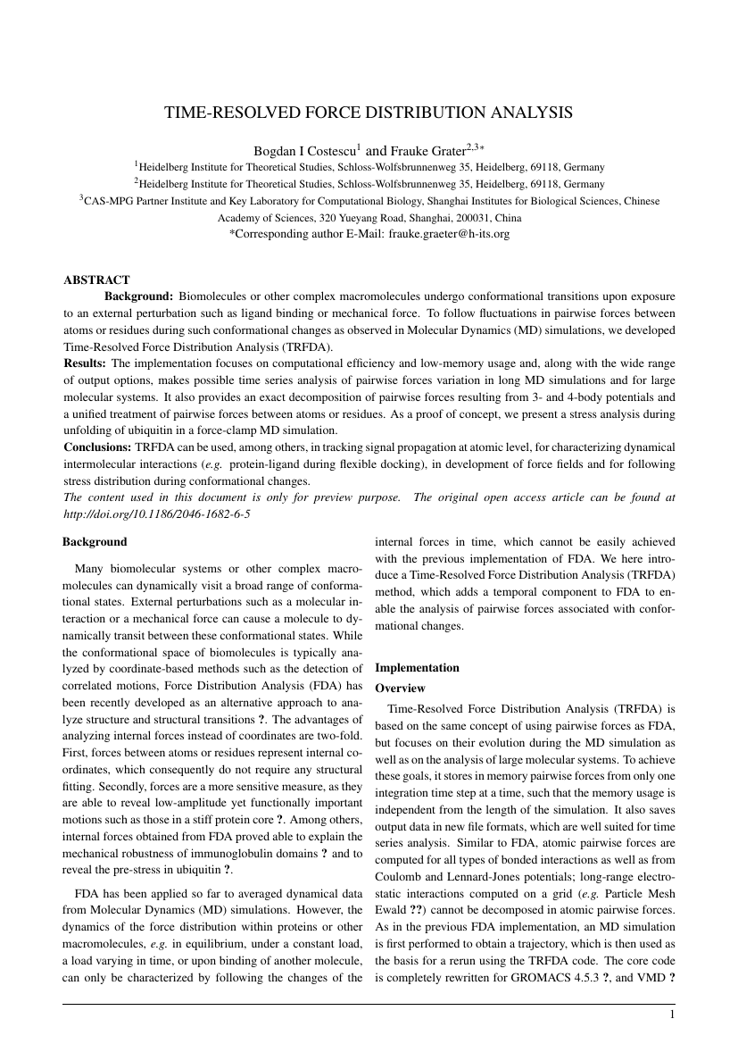 Example of ARPN Journal of Engineering and Applied Sciences format