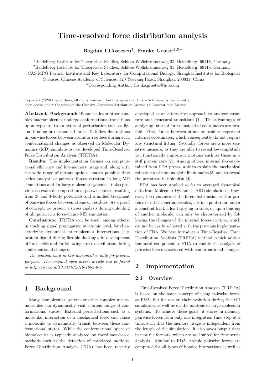 Example of International Journal of Neuroscience and Behavioral Science format