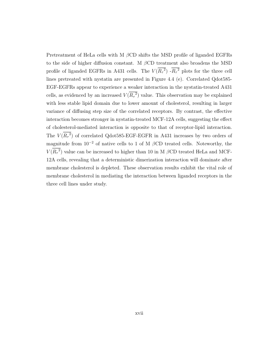 Example of Template for Stanford Thesis format