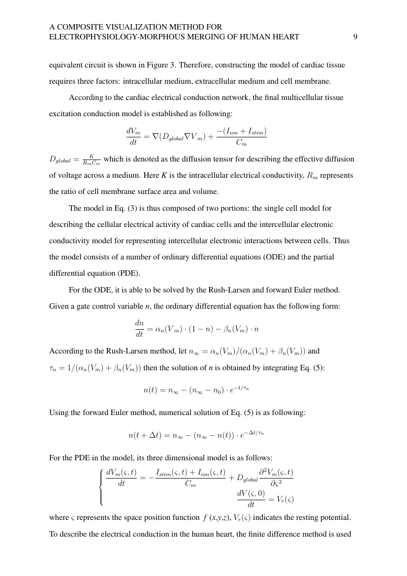 Example of Physics (D-PHYS) (Assignment/Report) format