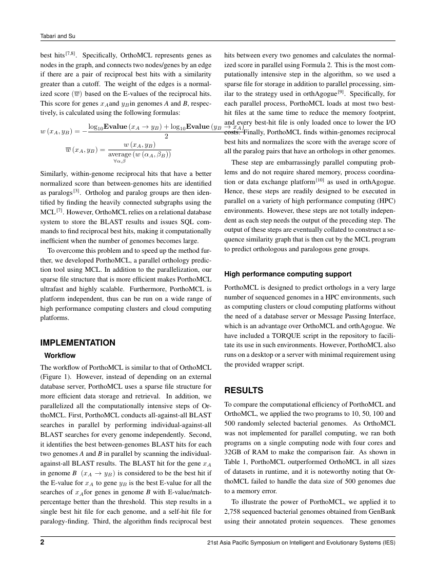 Example of Journal of Pediatric Dentistry  format