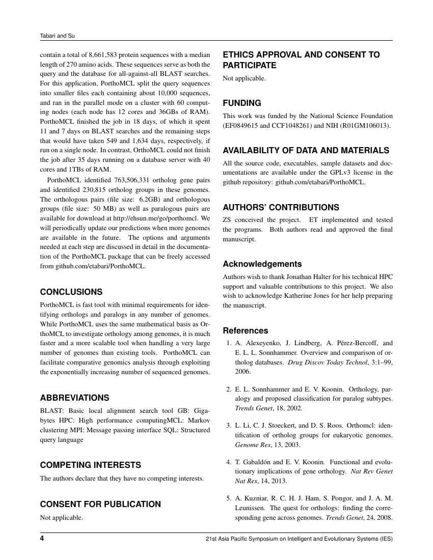 Example of The Egyptian Orthopaedic Journal  format