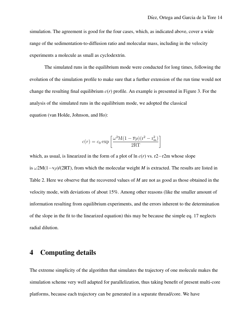 Example of Political Science Major (Assignment/Report) format
