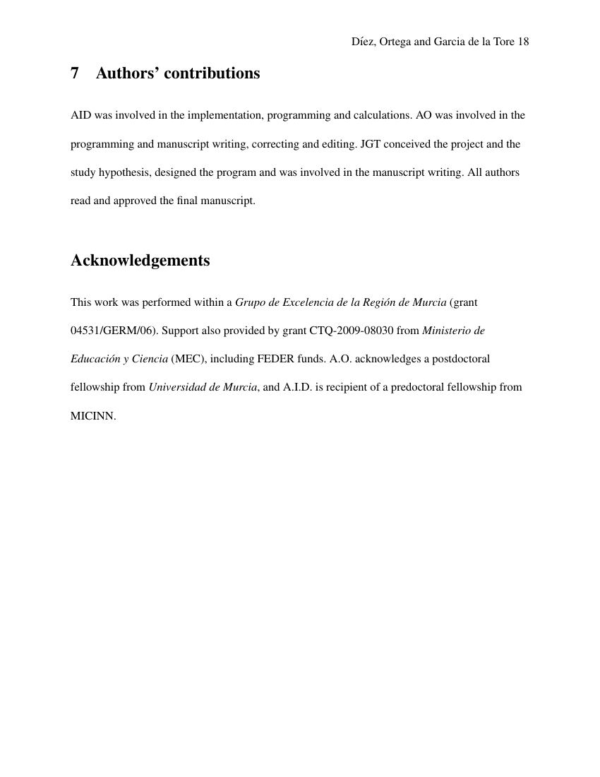 Example of Computing and Business (Minor) (Assignment/Report) format