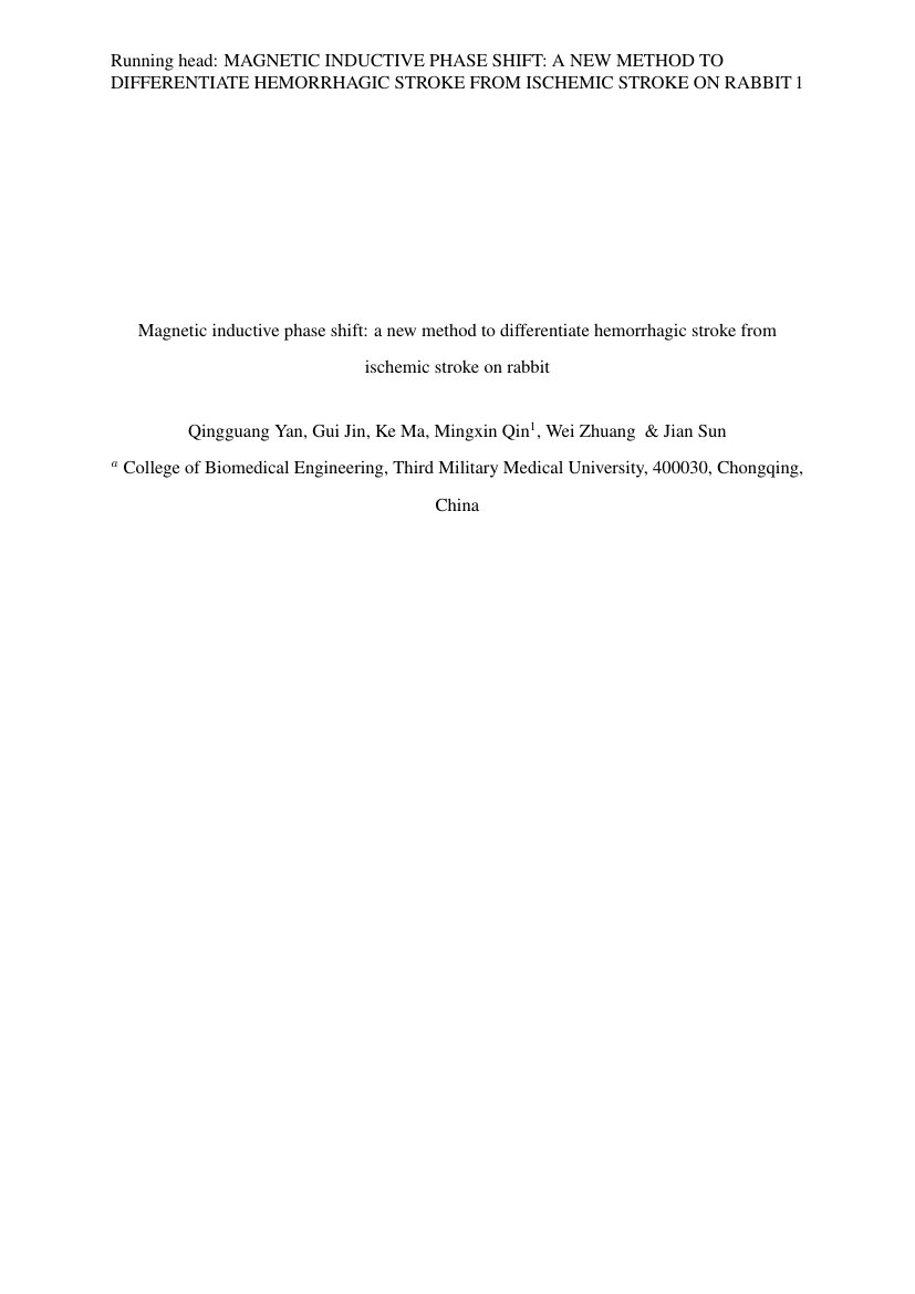 Example of Nanoscale Science and Engineering (Assignment/Report) format