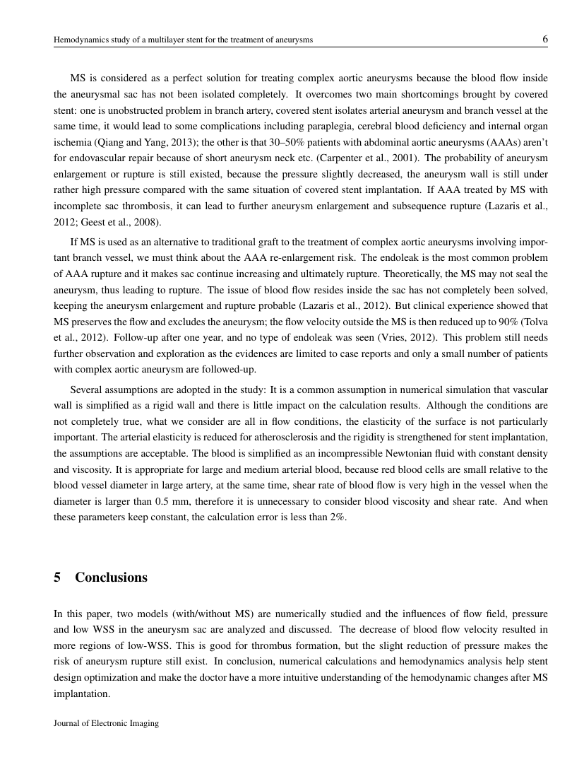 Example of The European Journal of Counselling Psychology (EJCoP) format