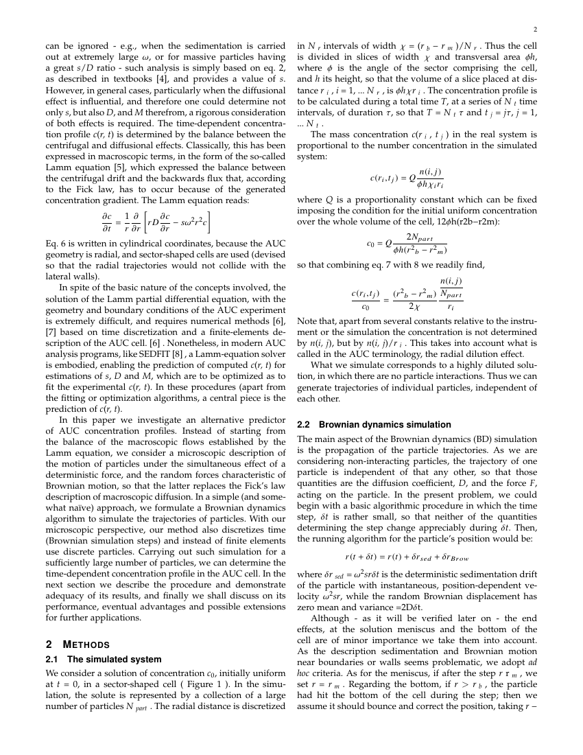 Example of IEEE/ACM Transactions on Computational Biology and Bioinformatics format
