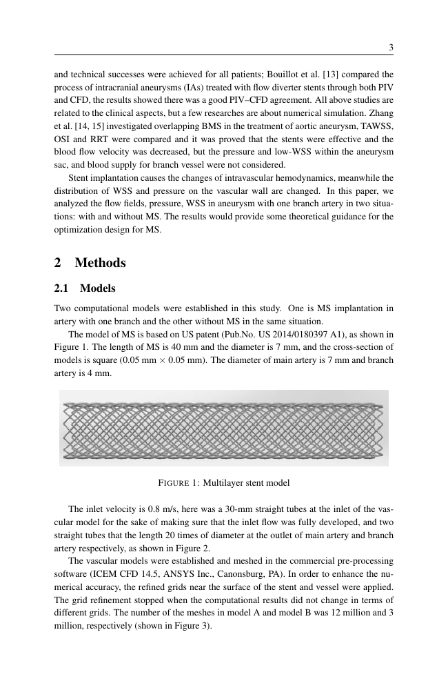 Example of The Review of Asset Pricing Studies format