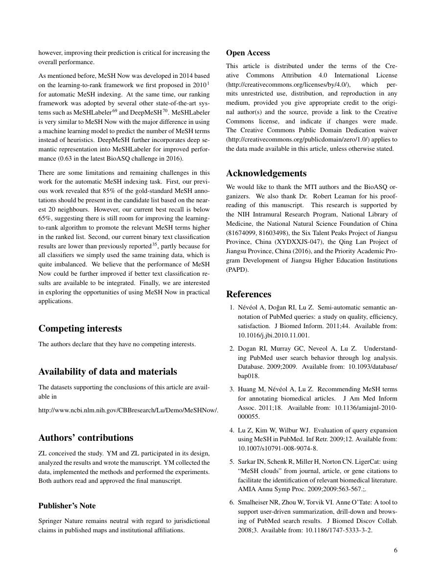 OA Publishing London - OA Emergency Medicine Template