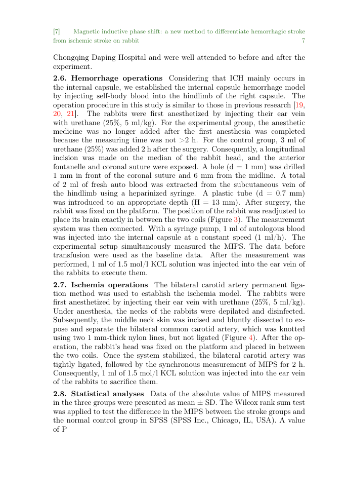 Example of LMS Journal of Computation and Mathematics format