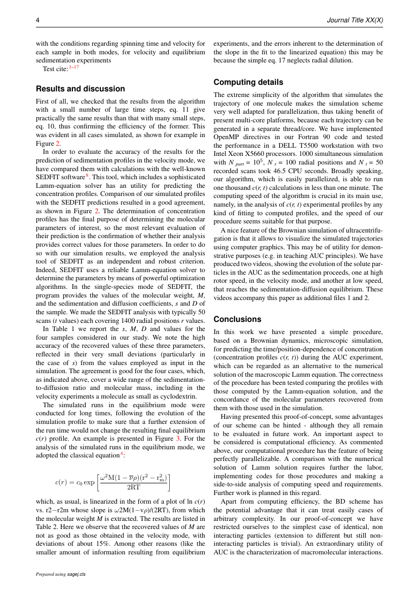 Example of International Journal of Rural Management format