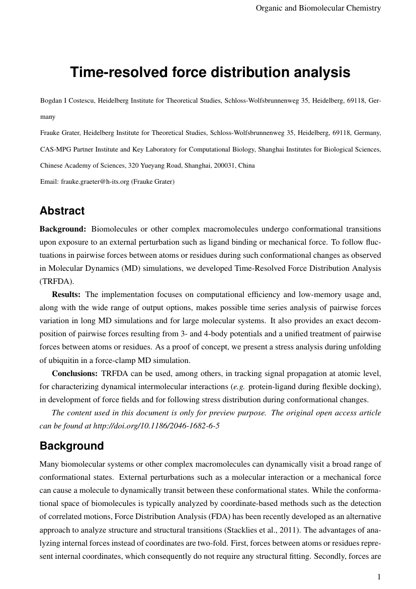 Example of International Journal of Quality Assurance in Engineering and Technology Education (IJQAETE) format