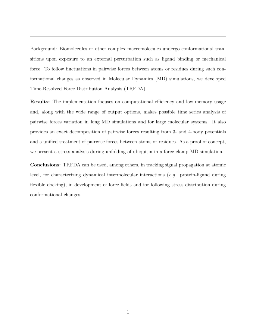 Example of Dissertation/Thesis Template for Virginia Polytechnic Institute and State University (Virginia Tech) format
