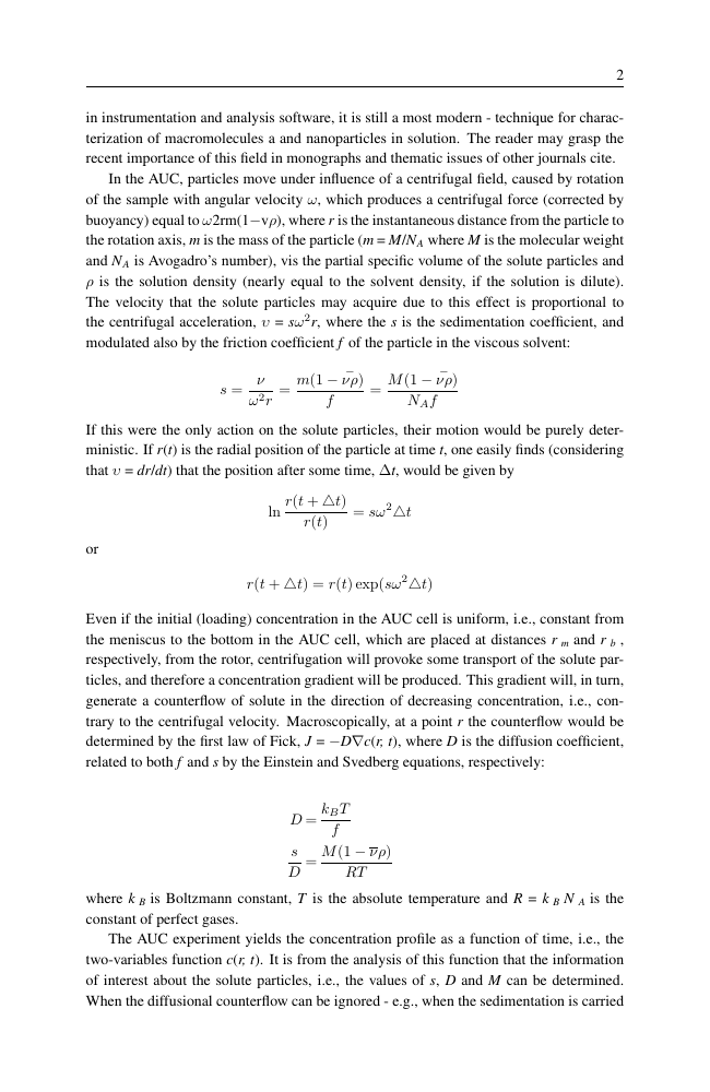 Example of Journal of Simulation format