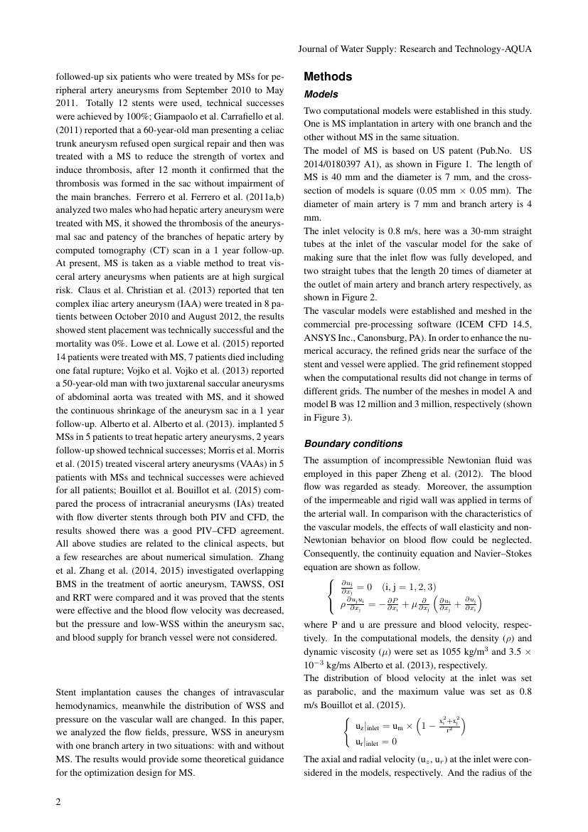 Example of International Journal of Nuclear Energy Science and Engineering format