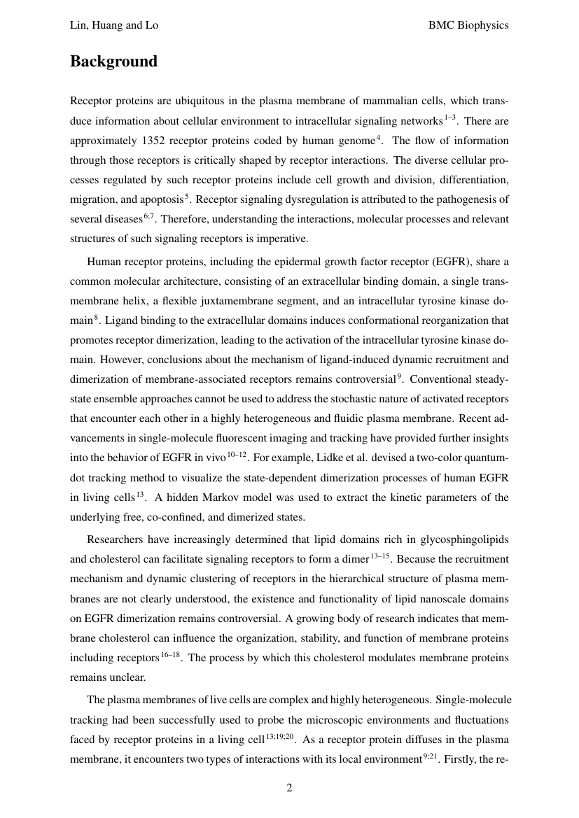 Example of Asian Journal of Chemistry format