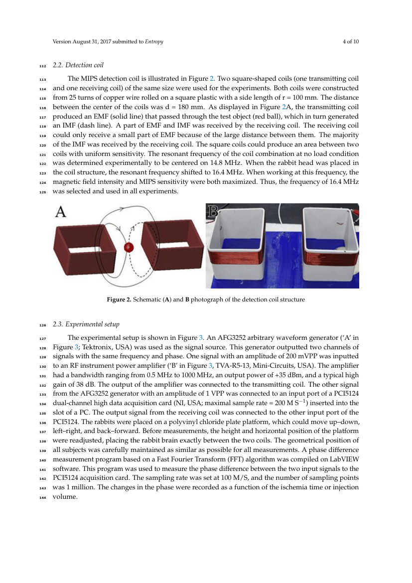 Example of Journal of Composites Science format