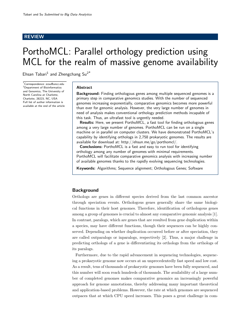 Example of BMC Clinical Pathology - technical advance article format