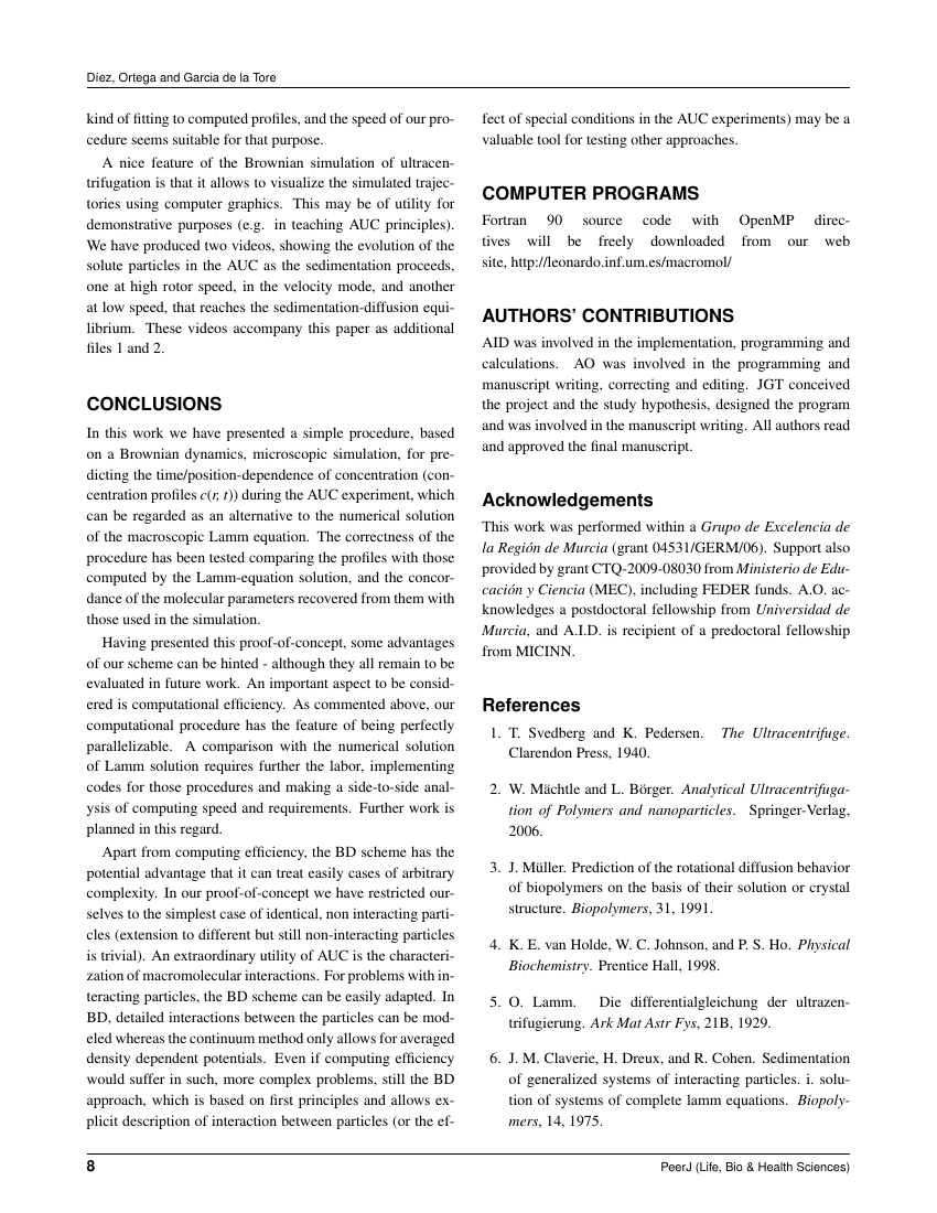 Example of Journal of The Academy of Clinical Microbiologists  format