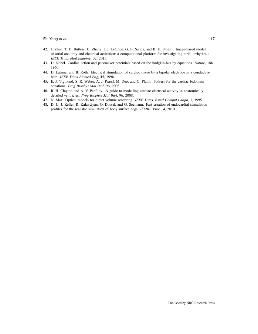 Example of Canadian Journal of Plant Science format