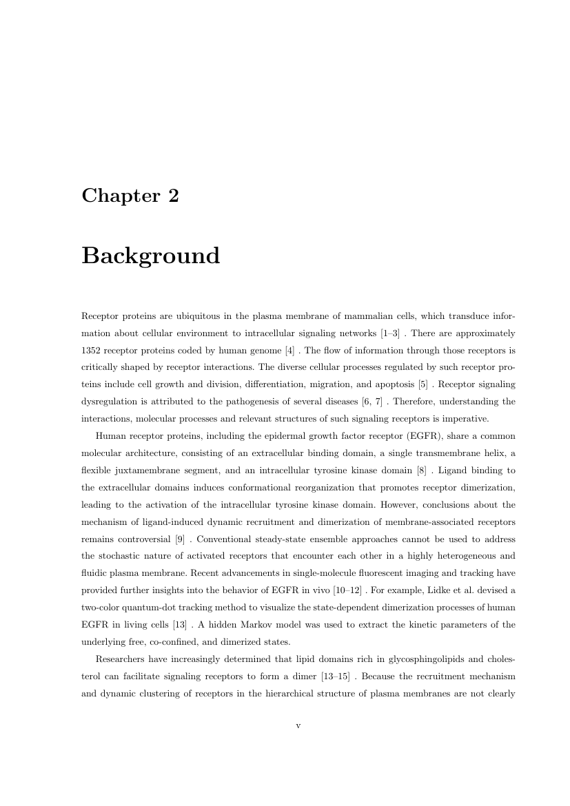 Example of Template for IISc Thesis format