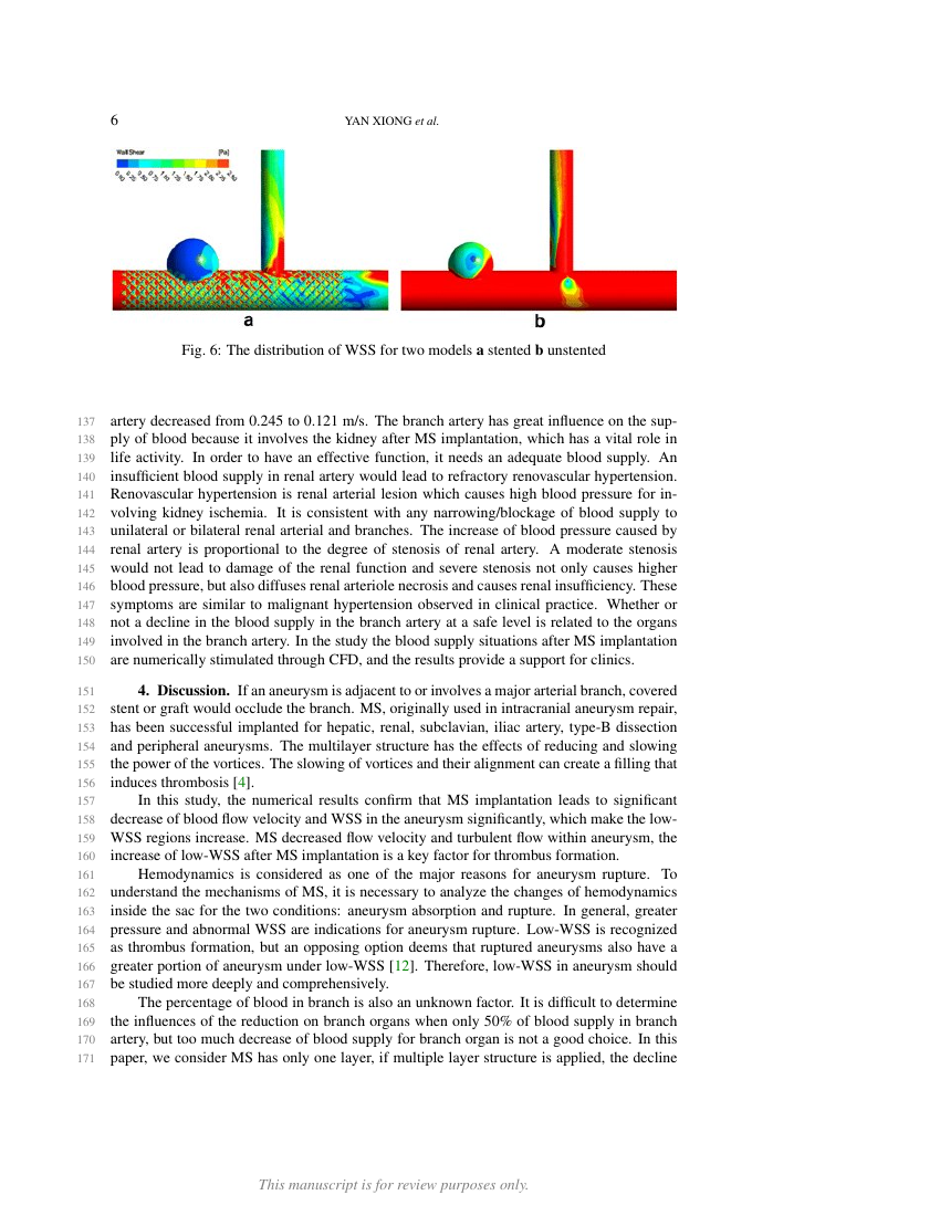 Example of SIAM Journal on Computing format