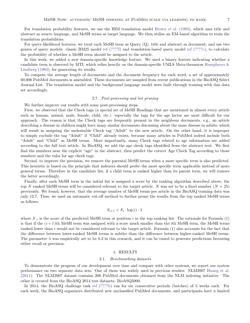 Example of The Astrophysical Journal Letters format