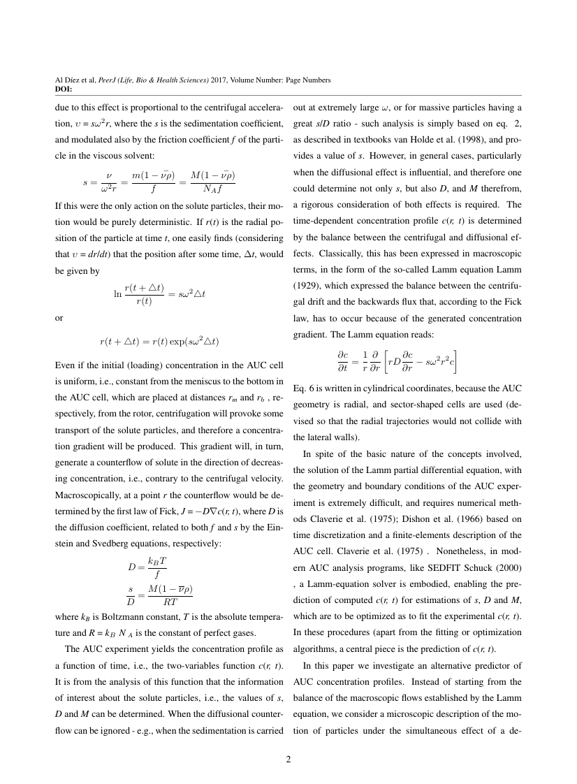 Example of American Journal of Applied Sciences format
