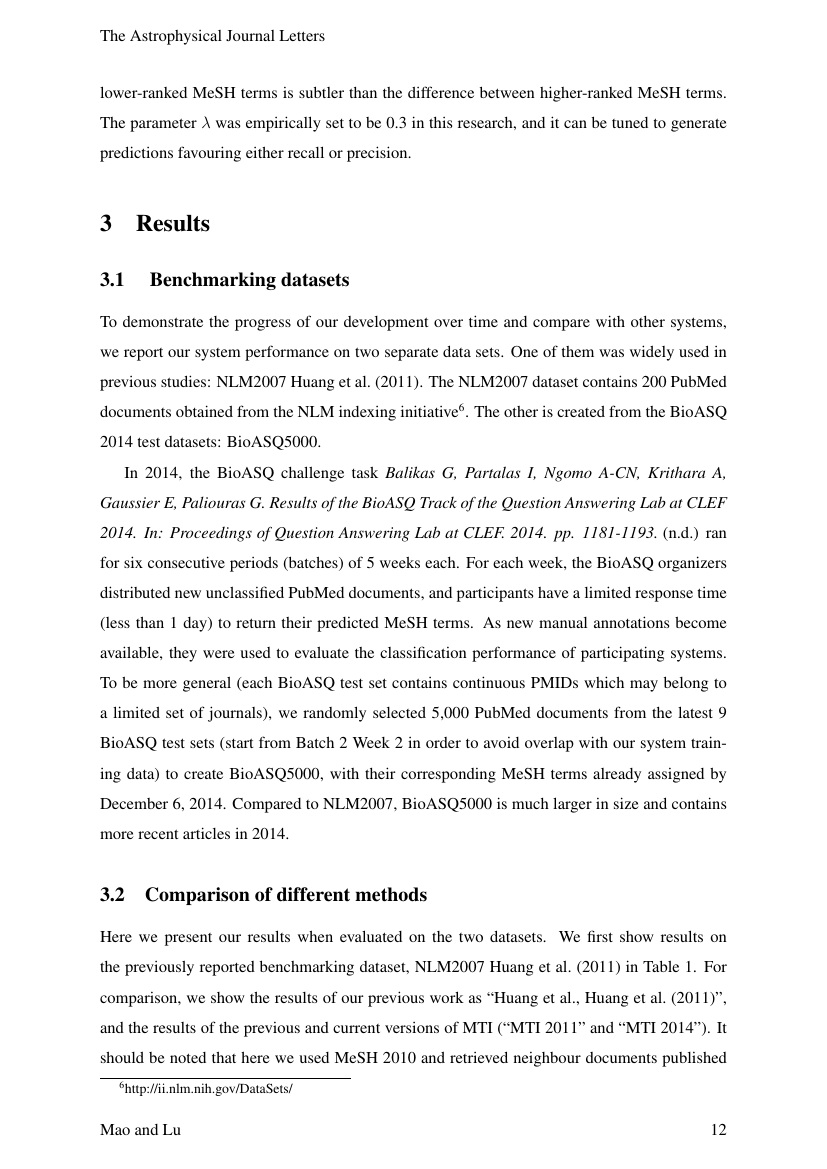 Example of International Journal of Microbiology and Mycology (IJMM) format