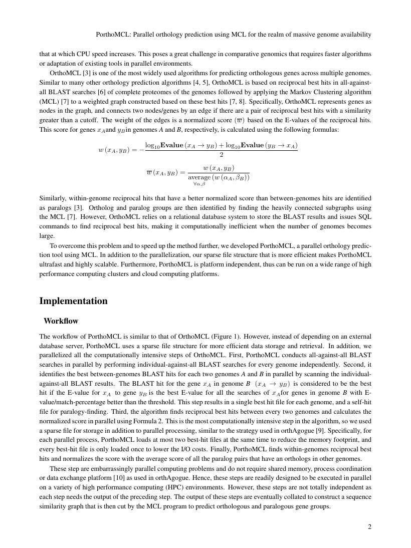 Example of Bioscience Reports - Open Access  format
