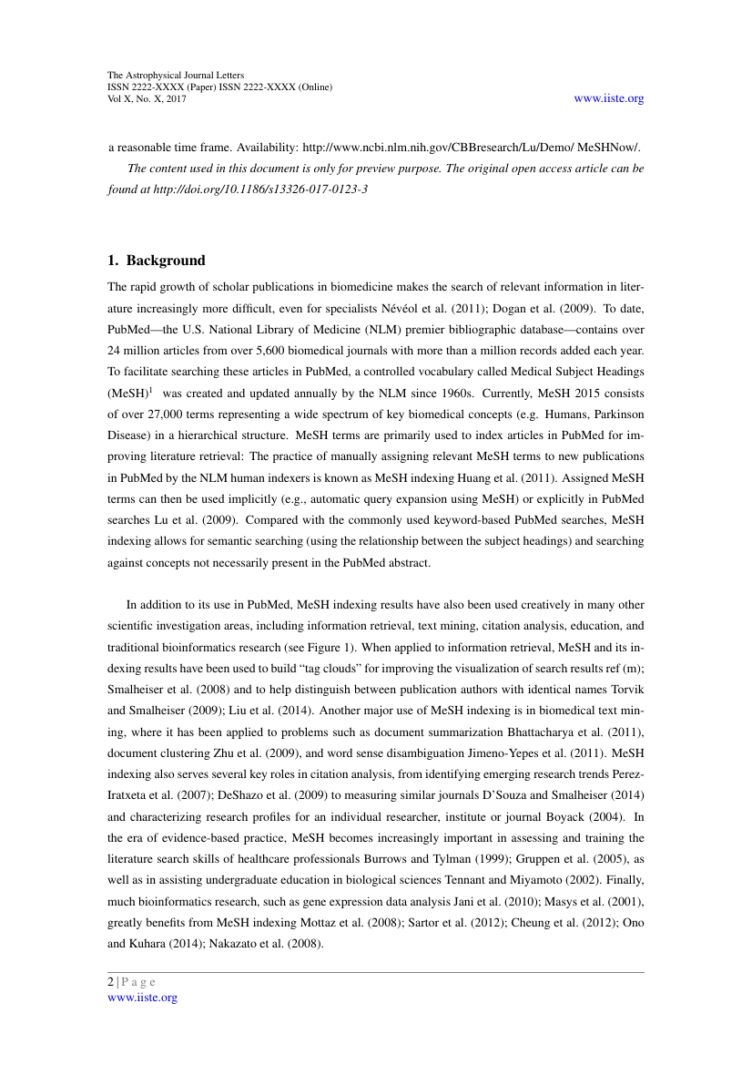 Example of Journal of Culture, Society and Development format