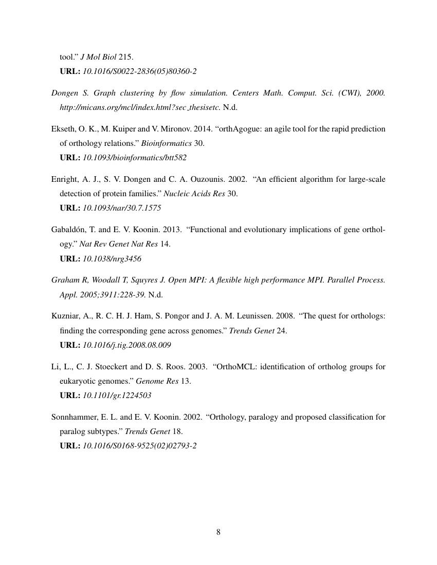 Example of Aspasia format