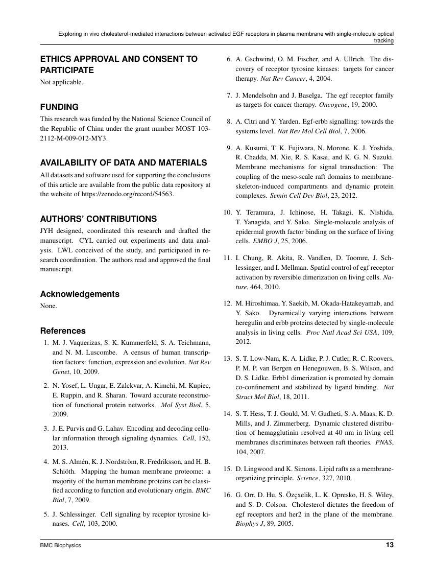 Example of Indian Journal of Multidisciplinary Dentistry  format