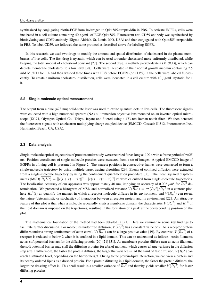 Example of Journal of Optical Technology format