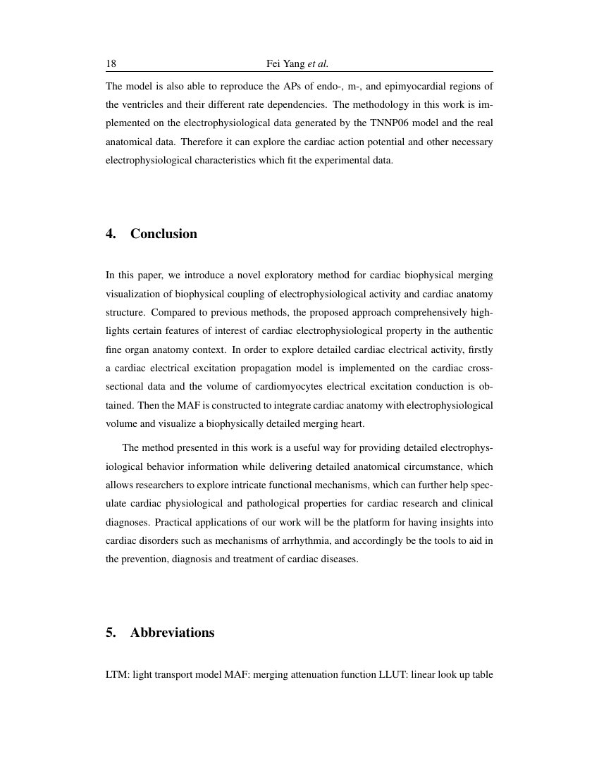 Example of Journal of Education Research format