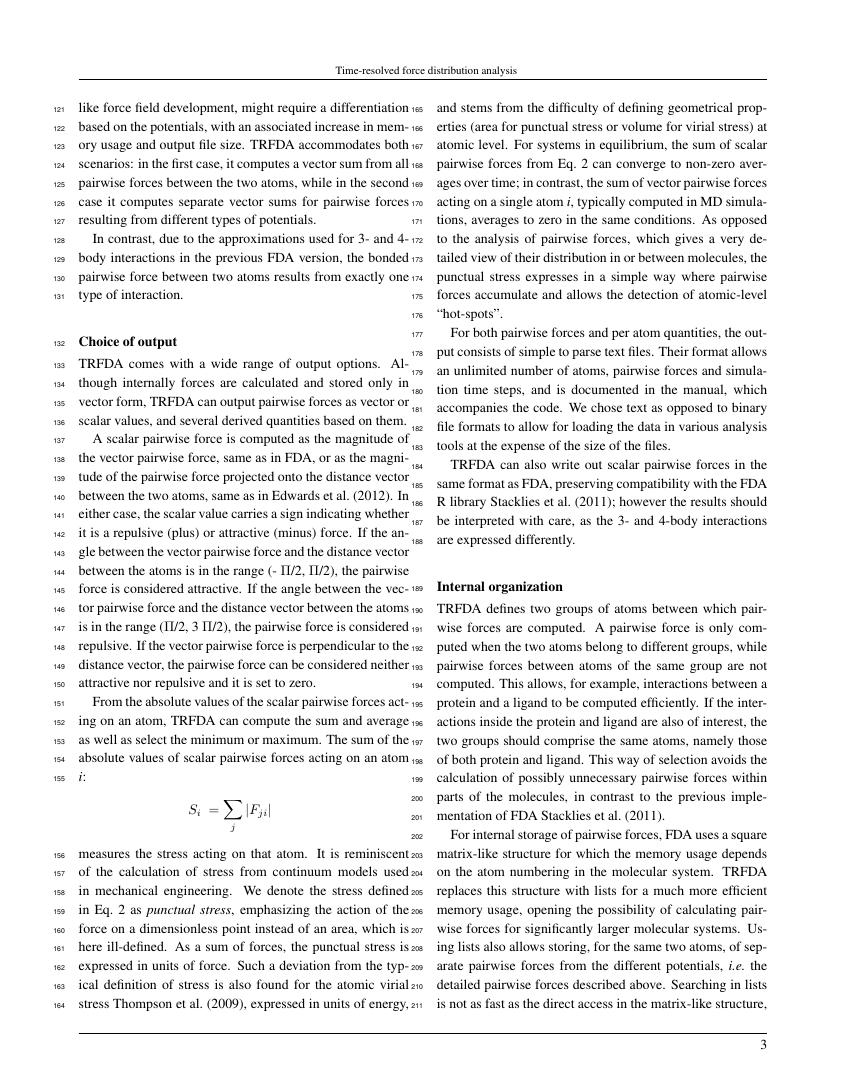 Example of Water Quality Research Journal format