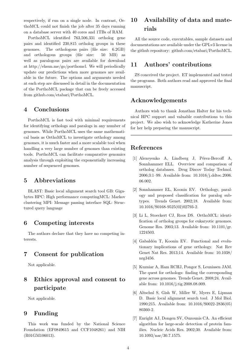 Example of Universal Journal of Medical Science format