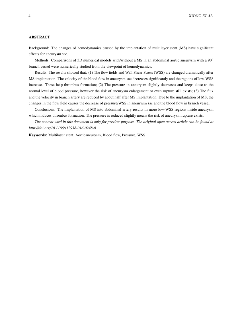 Example of Journal of Personality Disorders format
