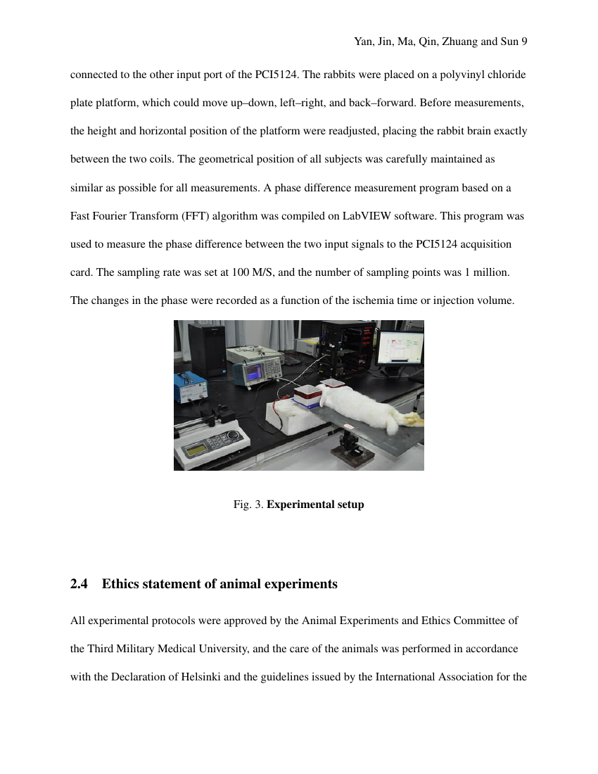 Example of Industrial Design (Minor) (Assignment/Report) format