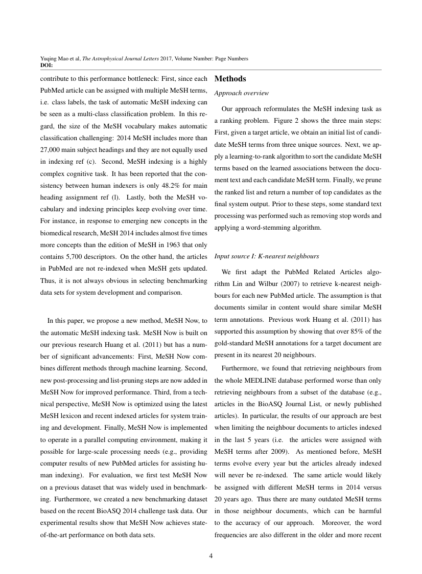 Example of Journal of Social Sciences format